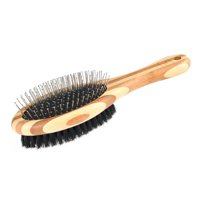 Vibrant Life Pin & Bristle Dog Grooming Brush