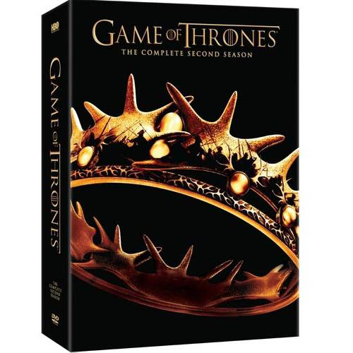 Game Of Thrones: Complete Second Season
