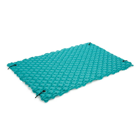 Intex Giant 9.5' Inflatable Floating Water Swimming Pool Lake Mat Platform Pad](Giant Inflatable)
