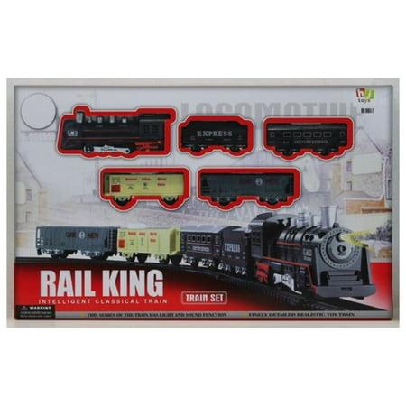Rail King Intelligent Classical Train Set