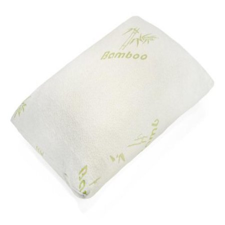 40 Hotel Comfort Hypoallergenic Bamboo Covered Shredded Fascinating Hotel Comfort Bamboo Covered Memory Foam Pillow