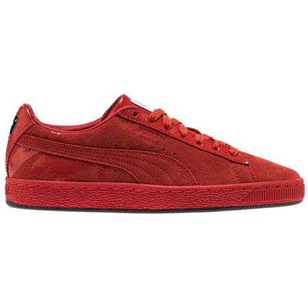 best service d3544 36d06 Womens Puma Suede M.A.C. Red 368014-01
