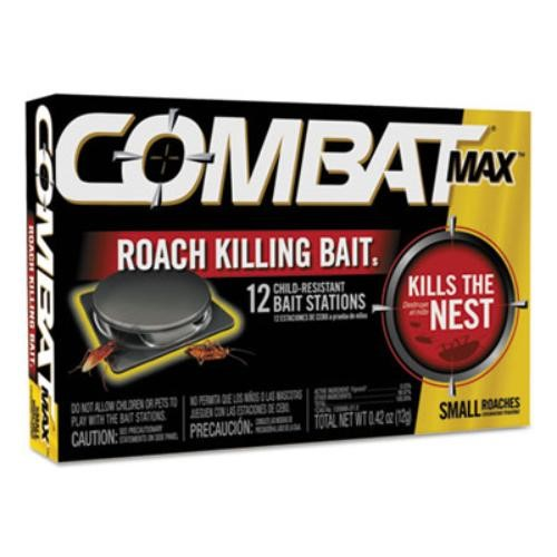 Combat Small Roach Baits Quick Kill Formula 1, 12 ct