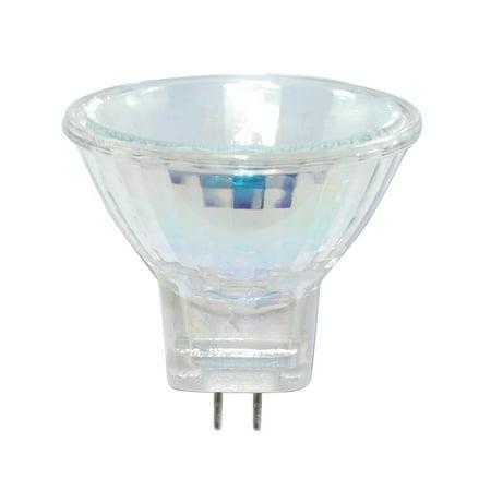 20w Mr11 Halogen Lamp - BulbAmerica FTC 20w 12v MR11 Narrow Flood halogen light lamp