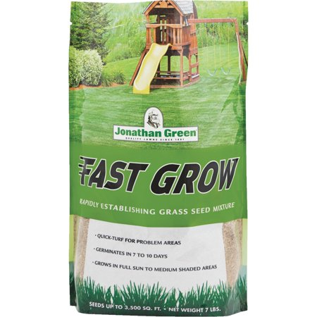 Grow Lights Seeds (Jonathan Green Fast Grow Grass Seed Mixture )