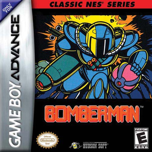 Classic NES Series Bomberman - Game Boy Advance