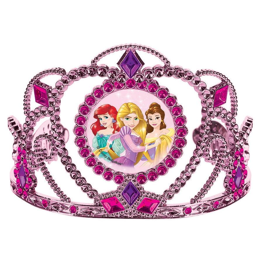 Disney Princess Electroplated Tiara (Each) - Party Supplies