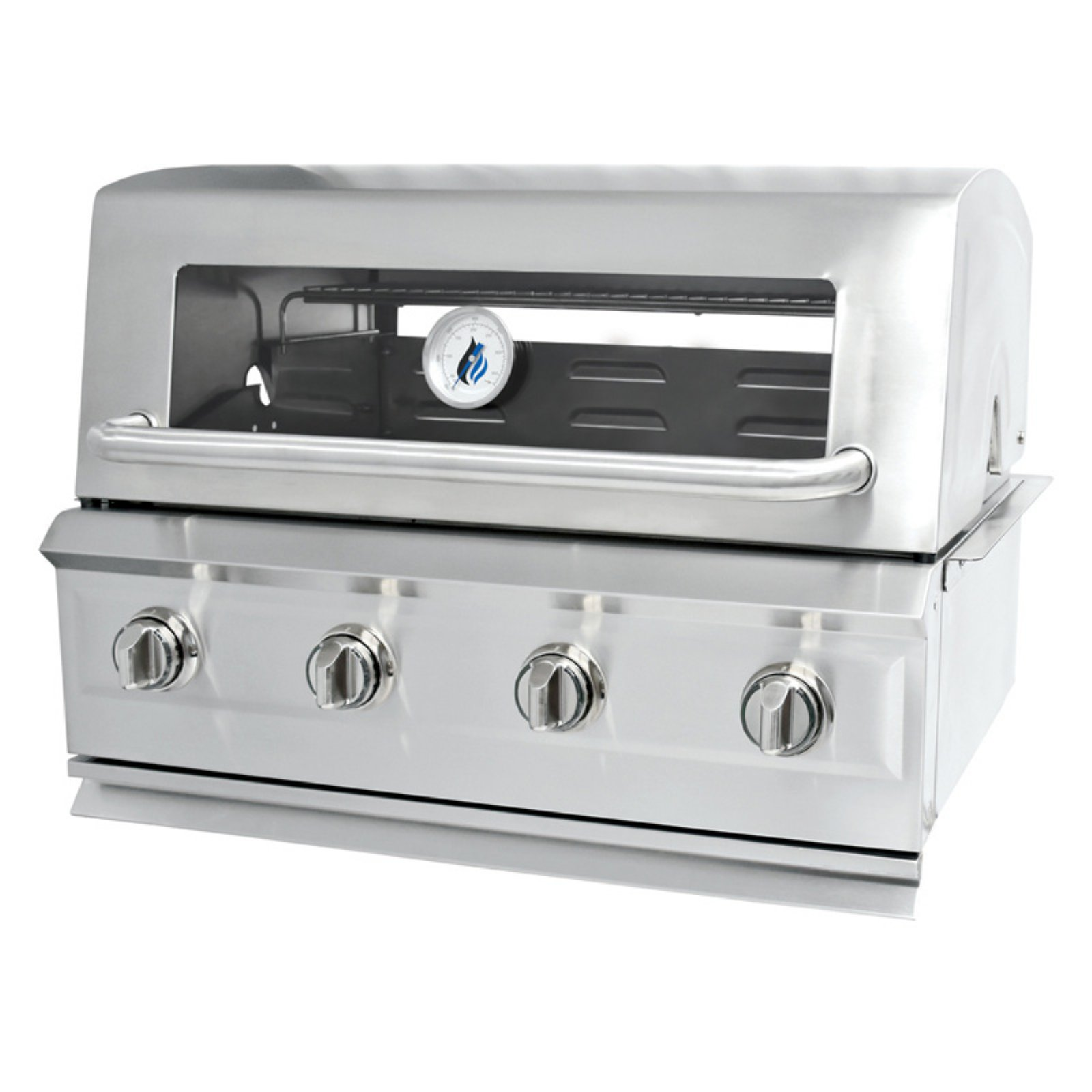 3 Embers GAS8490AS 4-burner Built In Gas Grill by The Boltz Group LLC