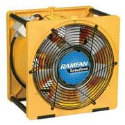 RAMFAN EFi150 Conf.Sp. Fan,Duct 16 In,1-1/2 HP,115V