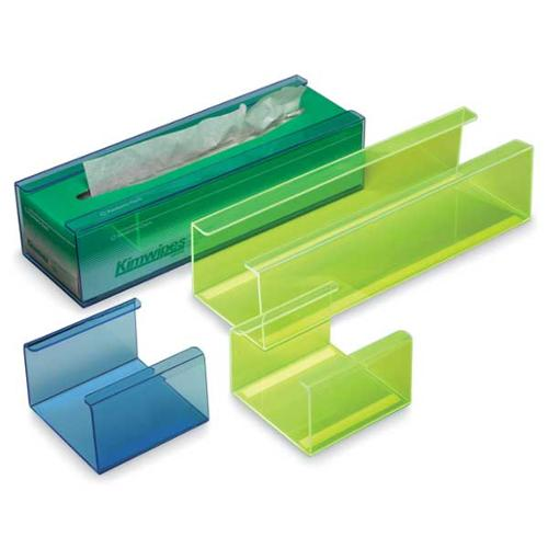AK 50008GREEN LAB ORGNZR WIPE HOLDER GREEN SMALL