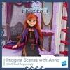 Disney Frozen 2 Portable Arendelle Castle Playset, 6 Accessories and Castle