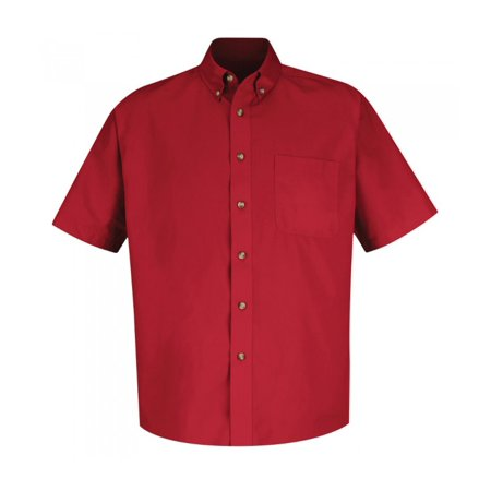 Red Kap Mens Snap (Red Kap 1T22 Men's Meridian Performance Twill Shirt)