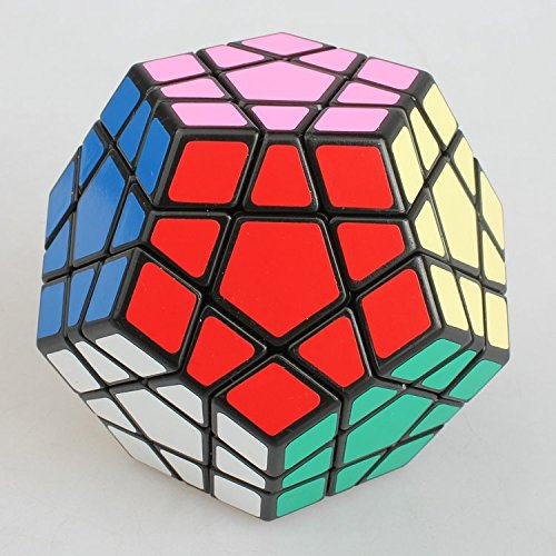 12 Color Layers Megaminx Magic Rubik Cube, Speed Cube Puzzle Educational Special Toys Speed Twist Puzzle  Ship from USA