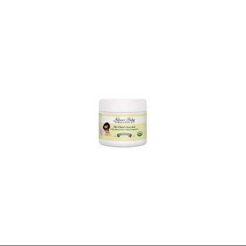 Ah Choo Chest Rub Natures Baby Organics 2 oz Cream