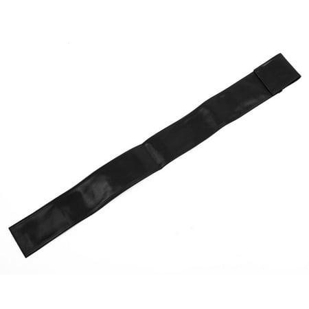 PU Leather 1/2 Billiards Pool Snooker Cue Sticker Case Storage Carring Bag Black Foam Leather Pool Cue Case