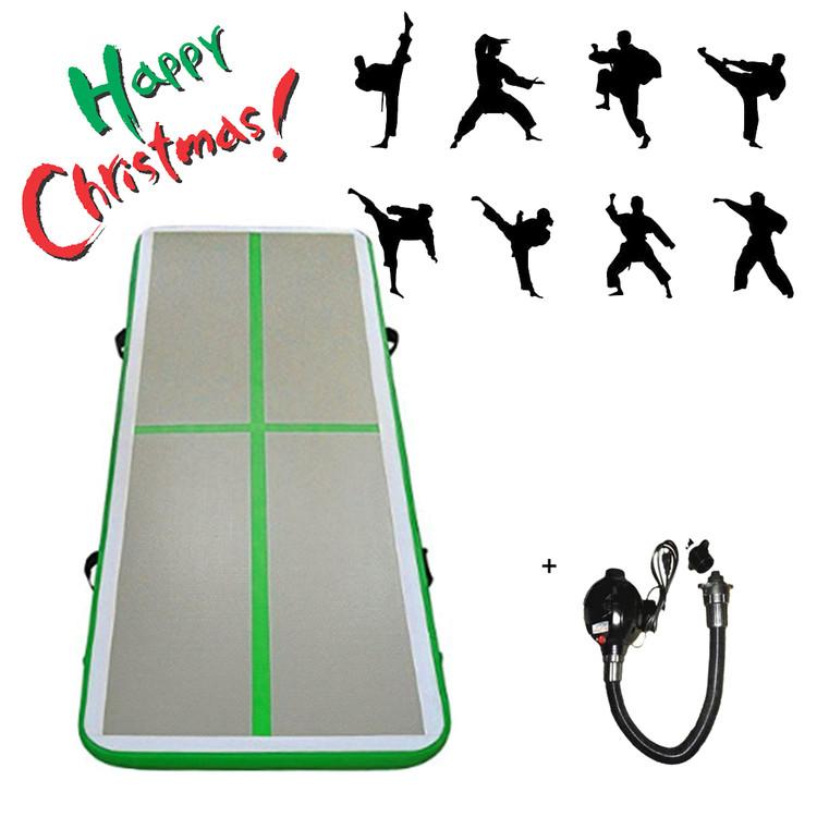 Inflatable Gymnastics Mat Inflatable Taekwondo Air Track ...