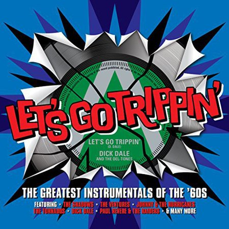 Let's Go Trippin: GTS Instrumentals of the 60's (CD)