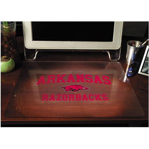 """ES Robbins University of Arkansas Razorbacks Non-Glare Deskpad, 19"""" x 24"""""""