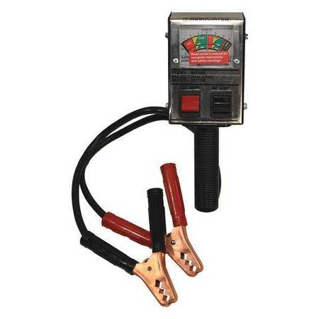 ASSOCIATED EQUIP 6028DL Battery Tester,Analog,6 to 12V G2010751