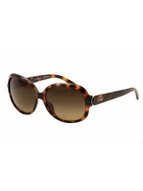 21467b0ac19e Product Image Chloe Women's 611S 611/S 219 Tortoise Fashion Sunglasses 59mm