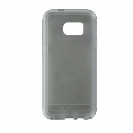 newest d70d2 43cff Tech21 Evo Frame Series Shell Case for Samsung Galaxy S7 Edge - Frost /  Clear
