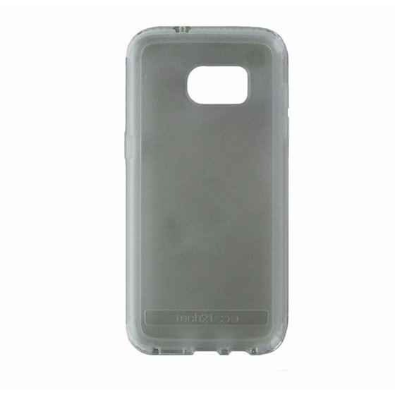 newest 6c8b9 156e2 Tech21 Evo Frame Series Shell Case for Samsung Galaxy S7 Edge - Frost /  Clear