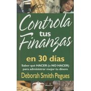 Controla Tus Finanzas En 30 Das (Paperback)