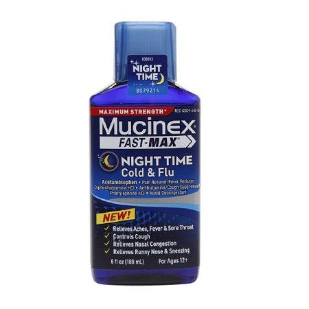 how much is mucinex at walmart