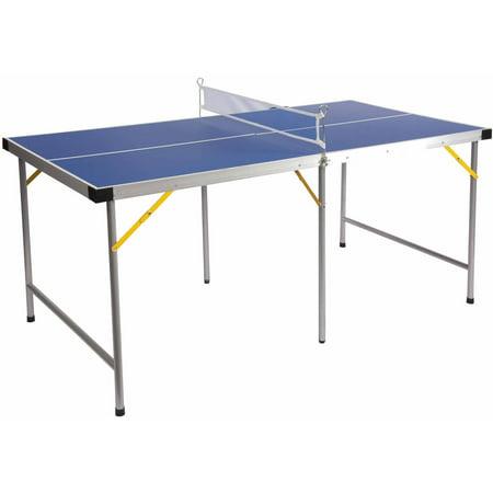 Lion Sports 5 Folding Portable Table Tennis Ping Pong
