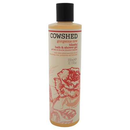 Gorgeous Cow Blissful Bath & Shower Gel by Cowshed for Women - 10.15 oz Bath & Shower Gel