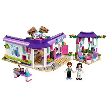 Lego Friends Emmas Art Café 41336 Building Set 378 Pieces