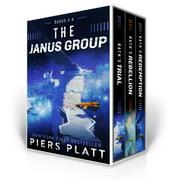 The Janus Group: Books 4-6 - eBook