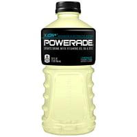 Powerade ION4 Lemonade Sports Drink, 32 Fl. Oz.