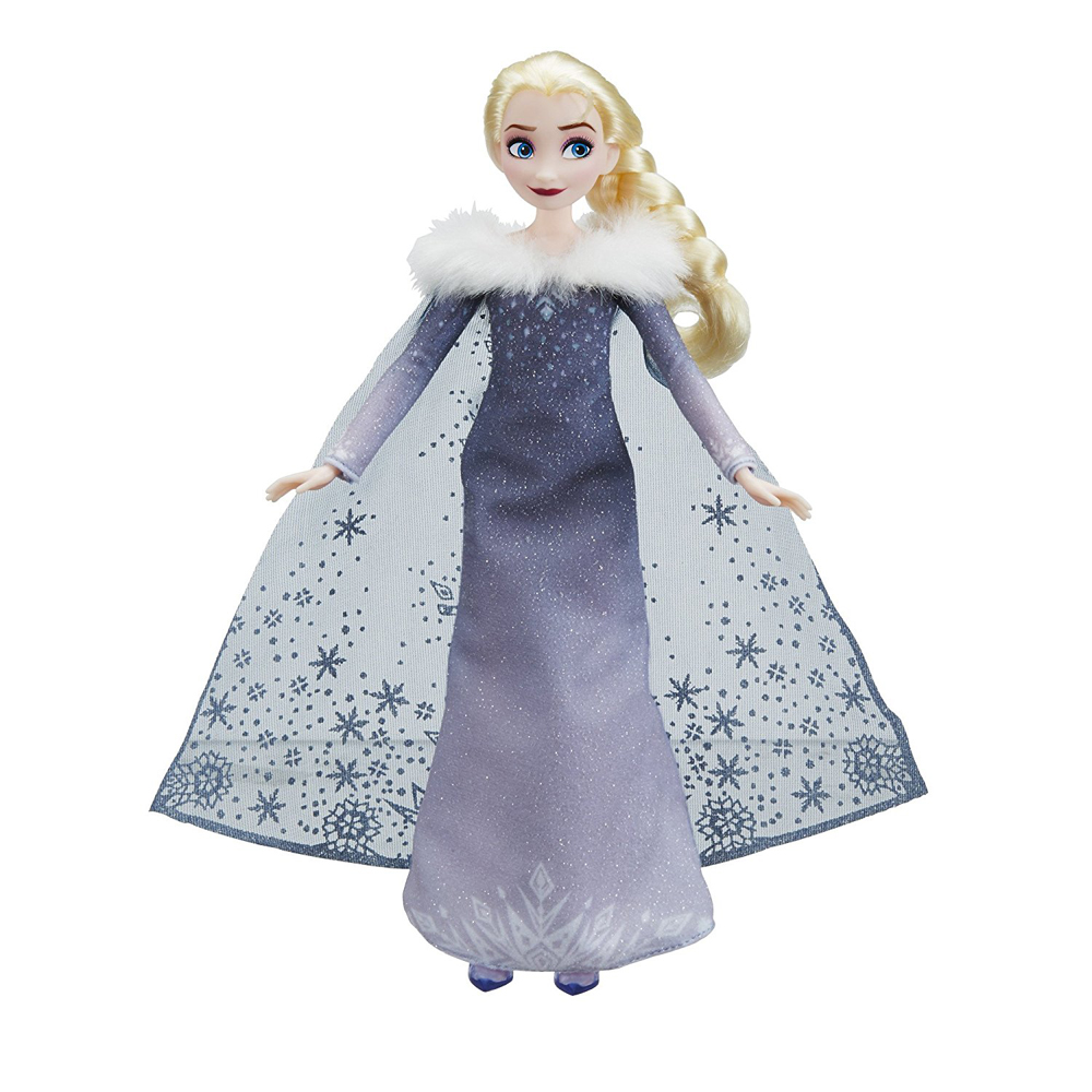 Disney Frozen Musical Elsa by Hasbro Inc