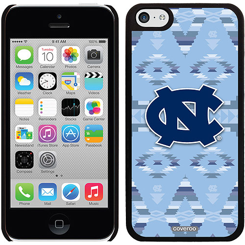 North Carolina Tribal Design on Apple iPhone 5c Thinshield Snap-On Case by Coveroo