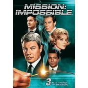 Mission: Impossible - The Third TV Season (DVD)