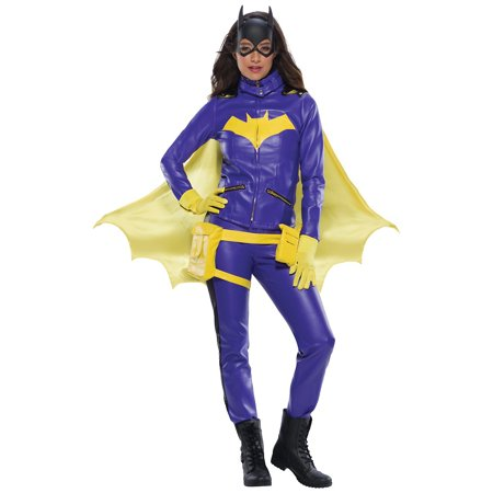 Batgirl Adult Costume - X-Large - Batgirl Costume Adult