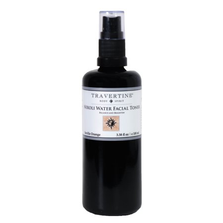Travertine Spa Neroli Water Facial Toner
