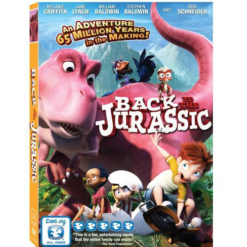 Back To Jurassic (Widescreen) by Vanguard Cinema