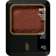 Black Radiance Pressed Facial Powder, 8607B Rich Mahogany, 0.28 oz