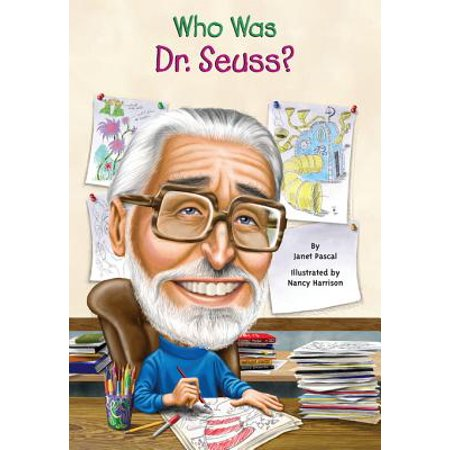 Dr Seuss Table (Who Was Dr. Seuss? - eBook)