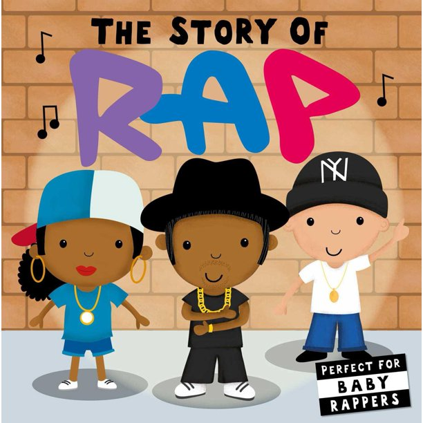 Story of: The Story of Rap (Board book)