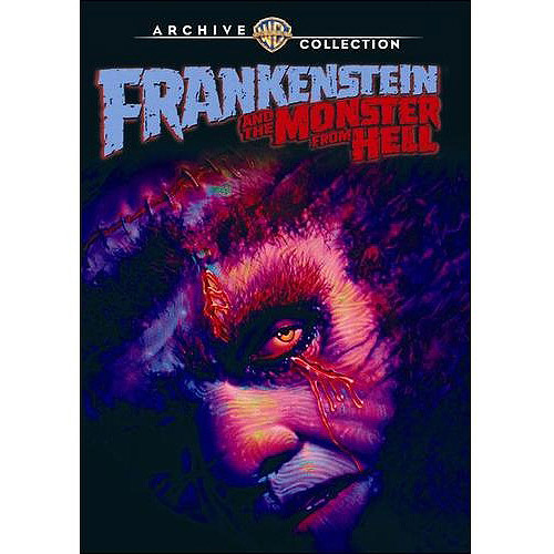 Frankenstein And The Monster From Hell (1973) (Anamorphic Widescreen)