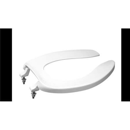 Magnificent Toto Sc534 01 Plastic Elongated Toilet Seat Without Cover Cotton White Gmtry Best Dining Table And Chair Ideas Images Gmtryco