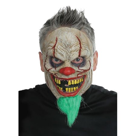 Morris Costumes MR039109 Bad News Clown Mask