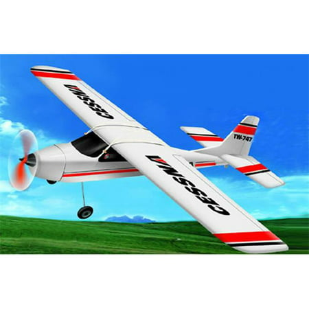 Az Trading   Import Ap47 2 38 In  Wingspan Hobby 4Ch Rc Cessna 747 Plane