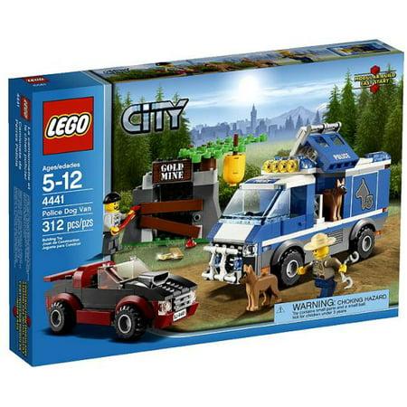 Lego City Police Dog Van Videos