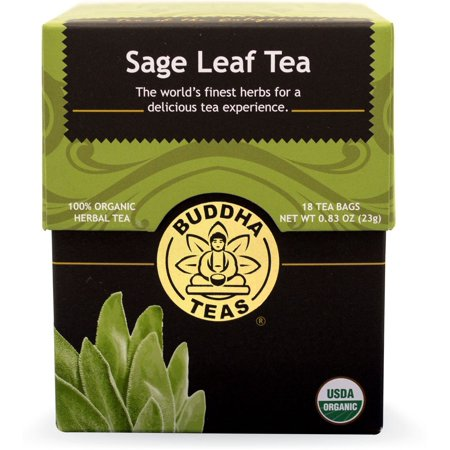 Sage Leaf Tea (Mellow Sage)