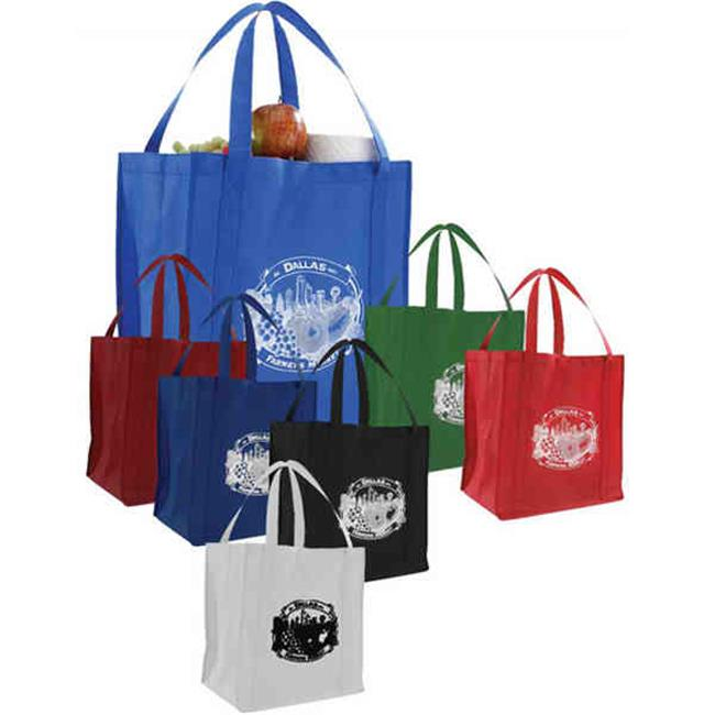 Superbagline QSB57 White Grocery Bag - Pack of 50