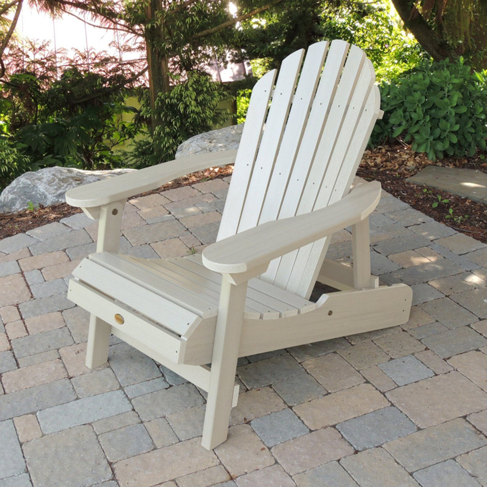 Highwood Hamilton Folding & Reclining Adirondack Chair by Highwood Furniture